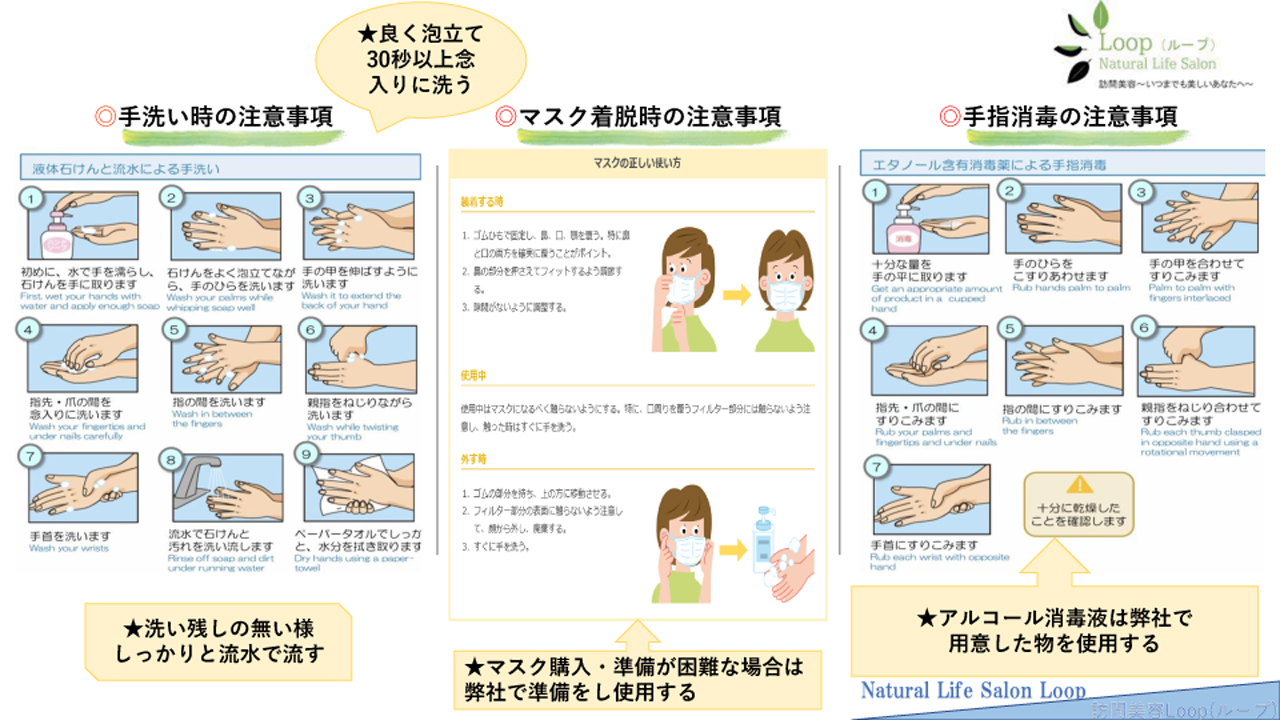 感染症マニュアル3